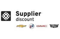 Gm Supplier Discount